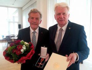 Peter Middel engagiert sich seit den 1960er Jahren für den Breiten- und Leistungssport in Dortmund.